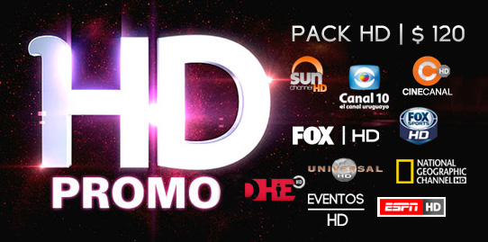 Pack Promo HD